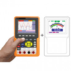 HDS-N-Series Dual Channel Handheld Oscilloscope