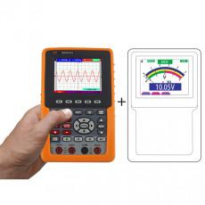 HDS Series Single Channel Handheld Oscilloscope