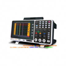 디지털로직아날라이져오실로스코프 DSL-8102T(100MHz2Ch+16Ch)/8102T(200MHz 2CH+16Ch)